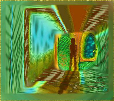 Dream Of Returning by Mathilde Vhargon