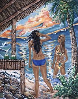 Dream Vacation by Miriam Sage