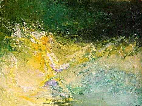 Dreams by Nelya Shenklyarska