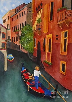 Dreams of Venice by Kimberlee Weisker