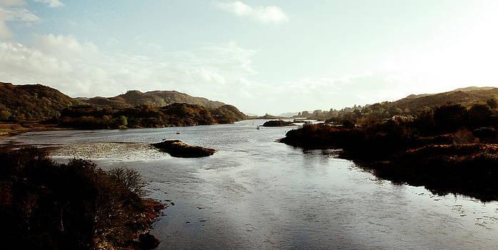 Dreamy Scottish Loch by Kelsey Horne