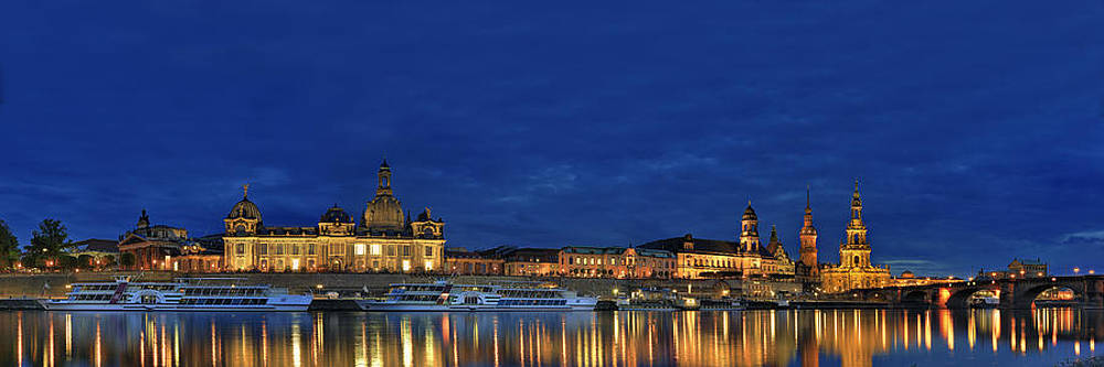 Dresden by Travel Images Worldwide