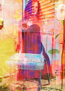 Dressing Up For That Old Chair by Fania Simon