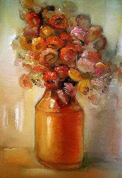 Dried Flowers by Vesa Valova
