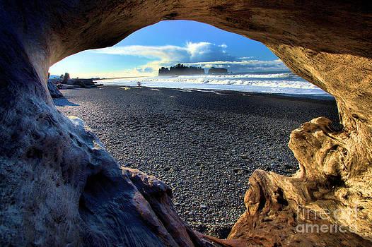 Adam Jewell - Drifting On The Beach