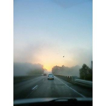 Drive To #pgmc In The Morning by Mark Diefenderfer