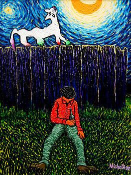 Drunken Artist or Picasso's Cat Sings by Joe Michelli
