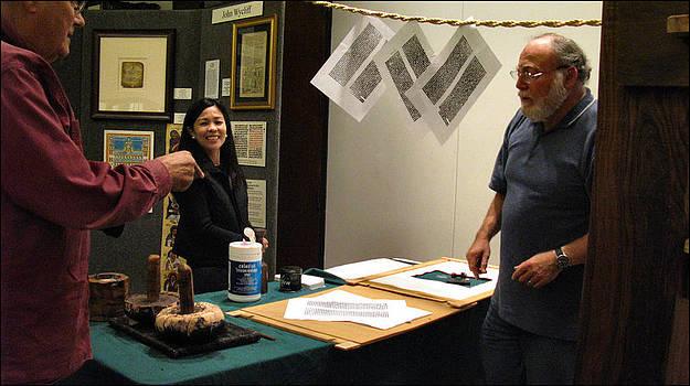Glenn Bautista - Drying the Prints 2009