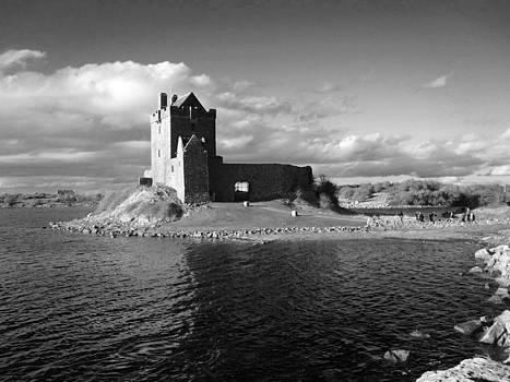Dublin Castle  by Leah Silberman