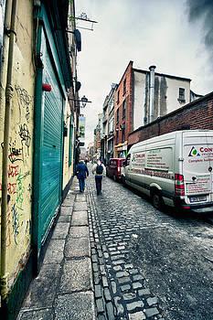 Dublin street by Domagoj Borscak