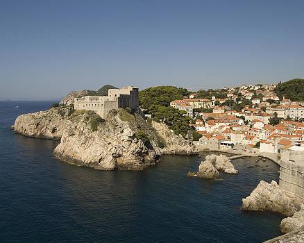 Dubrovnik Croatia by Dave Saltonstall