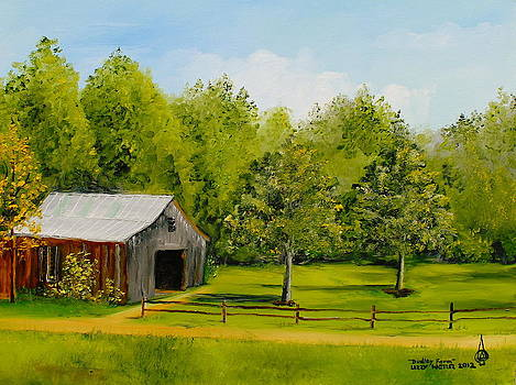 Dudley Farms by Larry Whitler