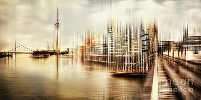 Duesseldorf Study 01 by Frank Waechter
