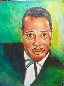 Duke Ellington by James  Thompson
