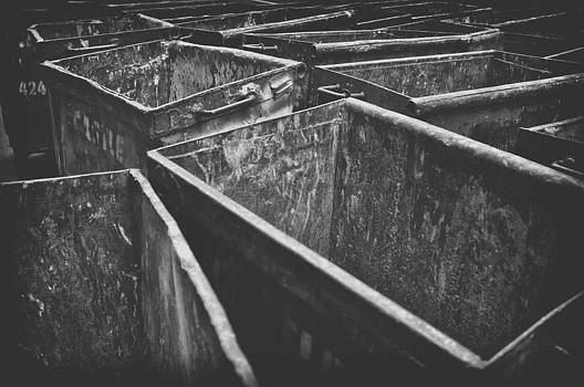 Dumpsters by Chris Gachot