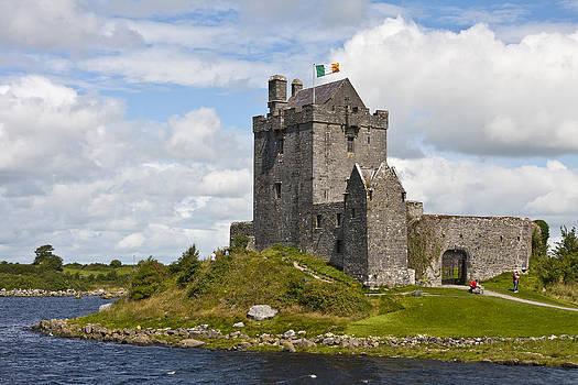 Dunguaire Castle by Trevor Buchanan