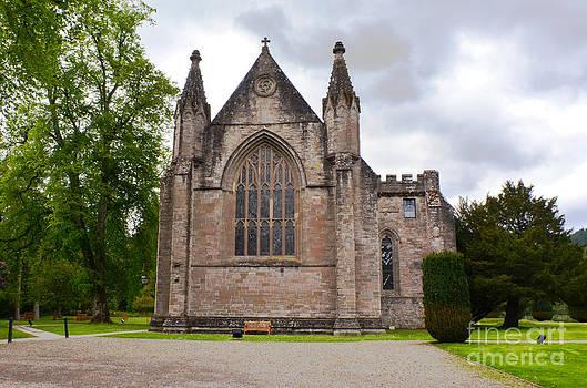 Pravine Chester - Dunkeld Cathedral