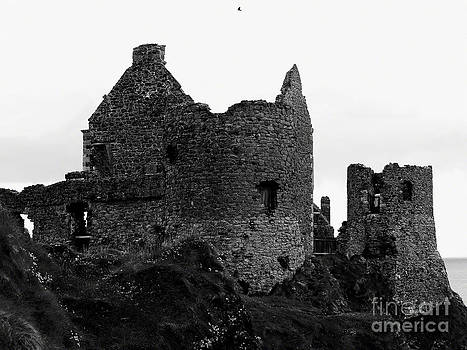 Dunluce Castle by Patricia Griffin Brett