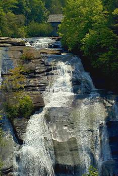 Dupont Park Falls by David Clark