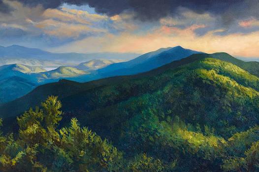 Dusk by Jonathan Howe