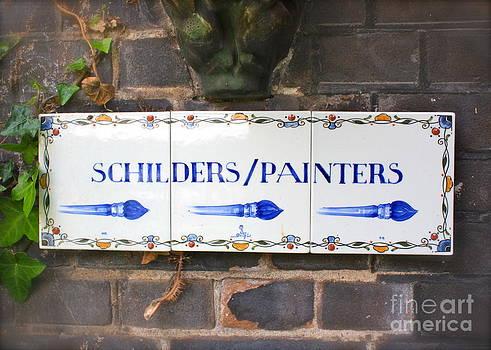 Danielle Groenen - Dutch Painters Sign