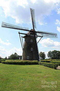 Danielle Groenen - Dutch Windmill