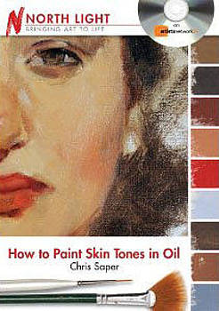 Chris  Saper - DVD How to Paint Skin Tones in Oil