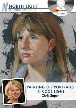 Chris  Saper - DVD Painting Oil Portraits in Cool Light
