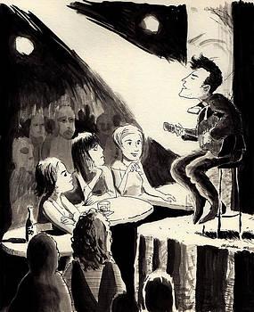 Dylan by Jose Gamboa