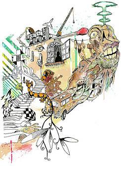 Dystopia by Jose Gamboa