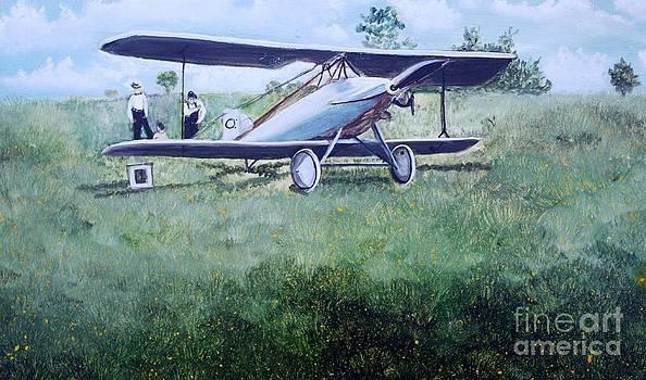 E ppley Airfield by Judy Groves