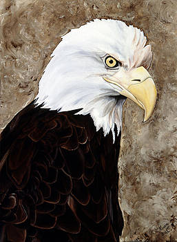Eagle by Leeann Stumpf