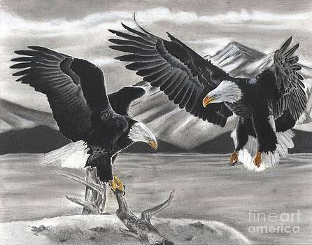 Christian Conner - Eagles