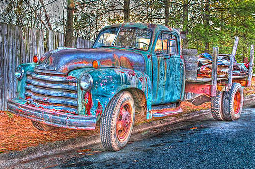 Earls Truck by Mike Wilson