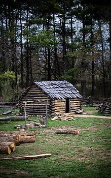 Early American Farm by Swift Family