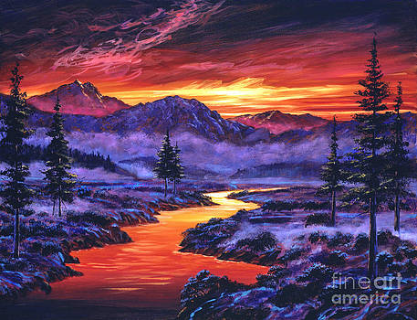 David Lloyd Glover - Early Morning Frost