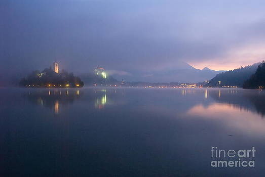 Early morning by Tomaz Kunst