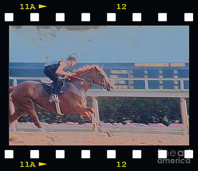 Mark Gilman - Early Morning Workout Belmont