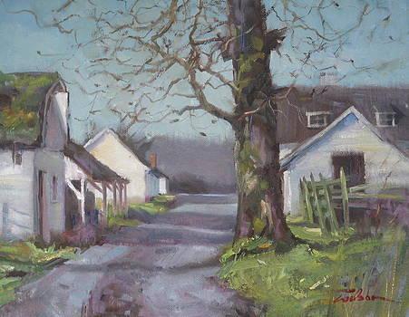 Early Spring - Woodwynn Farm by Ron Wilson