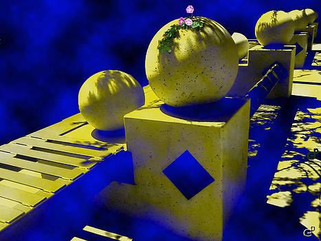 Peri Craig - Earth Abides - Alien Landscape