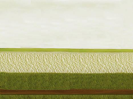 Earth And Sky.. by Virginia Dillman