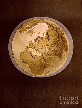 Padre Art - Earth from Space 1872