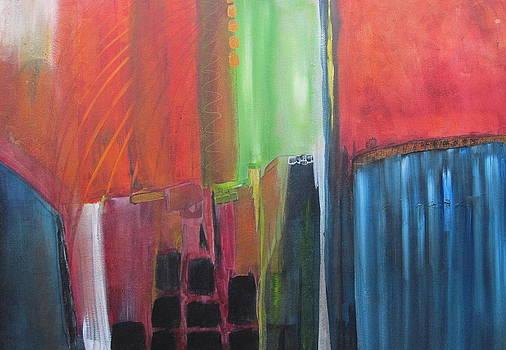 Earth Layers by Nicole Nadeau
