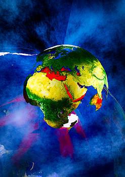 Earth by Udo W Klingbeil