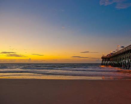 East Coast Sunrise by Francis Trudeau