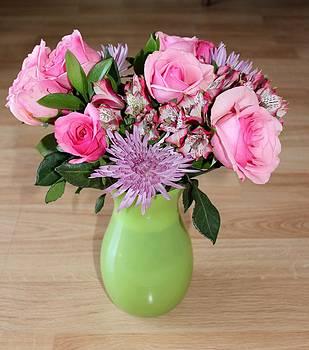 Easter Bouquet by Rita Tortorelli
