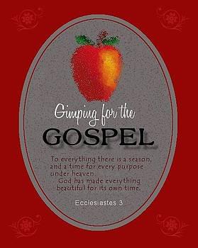 Ecclesiastes 3 by Greg Long