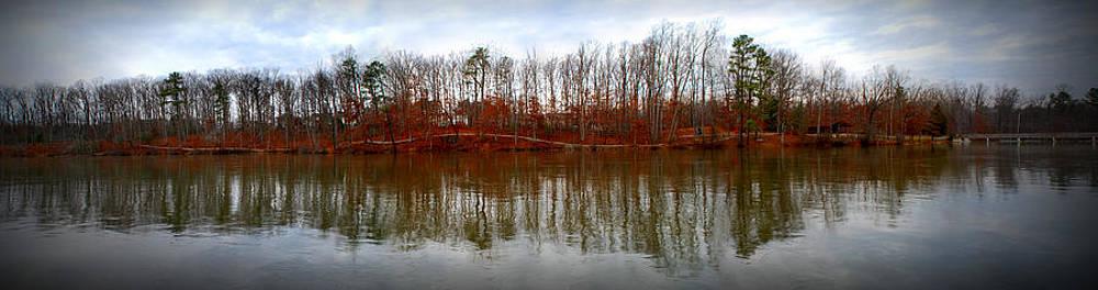 Echo Lake by Floyd Menezes