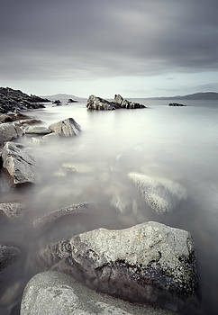 Echos ancient stone II by Pawel Klarecki