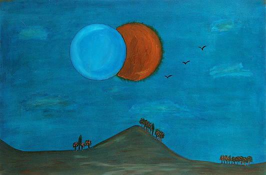 Eclipse by Yaron Ari
